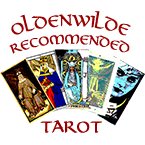 Five Tarot High Priestess cards in a fan